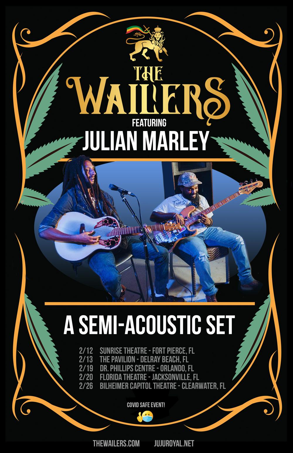 The Wailers Featuring Julian Marley